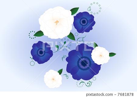 Winter flowers 7681878