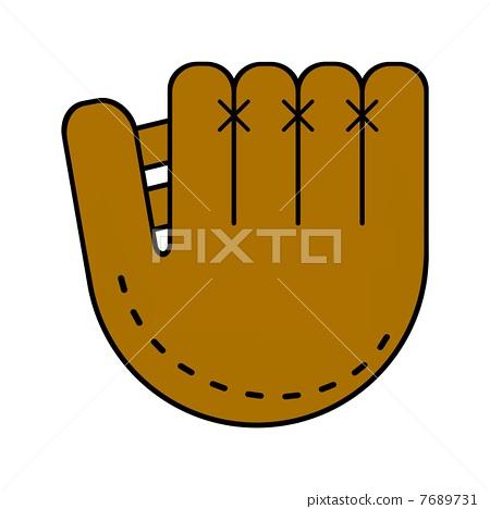 Baseball glove 7689731
