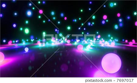 colorful light balls 2 7697017