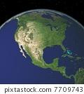 地球(美洲7) 7709743