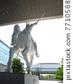 斯福爾扎騎馬雕像 7710568