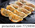 Baked dumplings 7729898