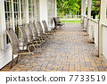 Chairs on patio 7733519