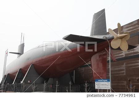 Truck's Whale Museum Maritime Self-Defense Force Kure Museum 7734961
