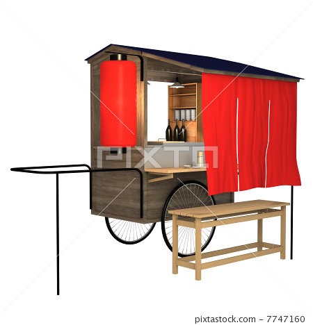 Food stall 7747160