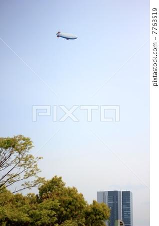 airship 7763519