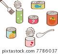 各种罐头 7786037