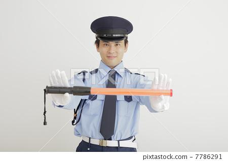 Security guard 7786291
