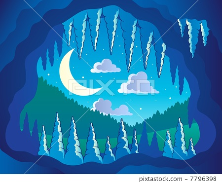 Cave theme image 3 7796398