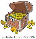 寶藏 錢幣 硬幣 7798997