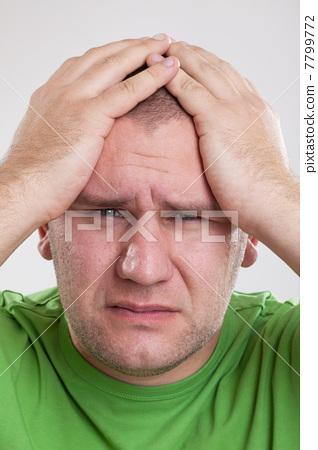 Headache 7799772