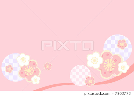 Japanese pattern 7803773