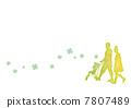 silhouette, parenthood, parent 7807489