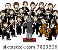 오케스트라, 관현악, 연주회 7823639
