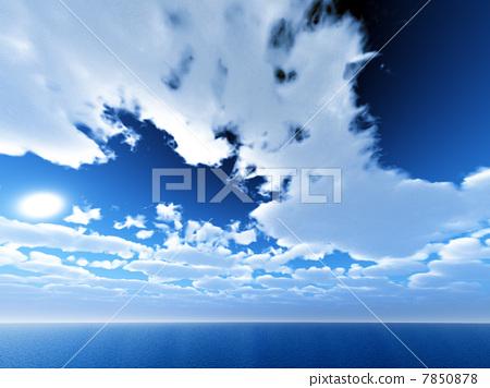 바람과 구름과 바다 7850878