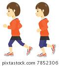 女 - 慢跑-1 7852306