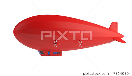 Red zeppelin 7854080