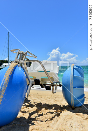 Water bicycle 7868695