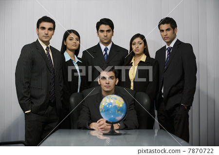 Group of executives  7870722