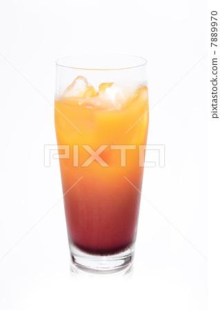 Cassis Orange Cocktail Stock Photo 7889970 Pixta