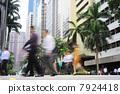 街道 新加坡 步行者 7924418