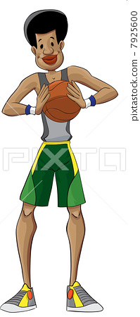 the basket player 7925600