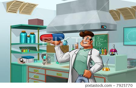 laboratory and medic 7925770