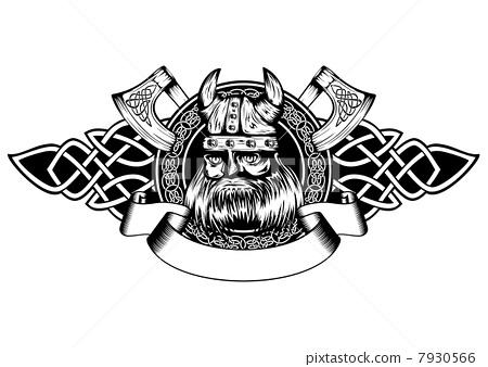 viking in frame 7930566
