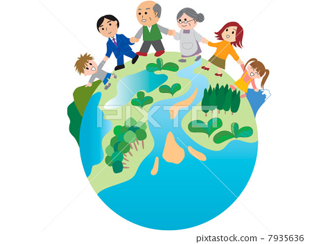 世界和平(牽手在地球上 7935636