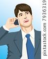 Smartphone conversation 7936319