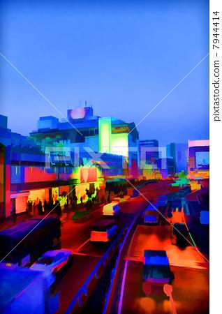 Shinjuku Station South Exit 7944414