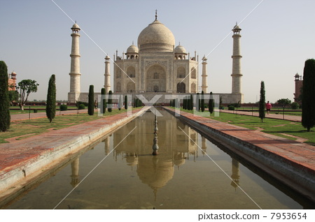 Taj Mahal 7953654