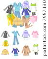 裙子 服装 季节 7957130