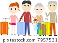 가족, 여행, 부모와 7957531
