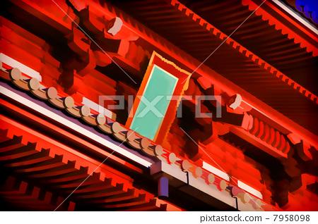 Sensoji temple 7958098