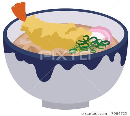 Tempura udon (shrimp) 7964723
