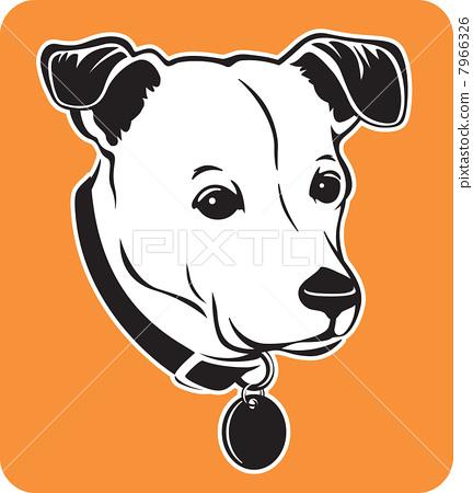 Portrait of My Dog 7966326