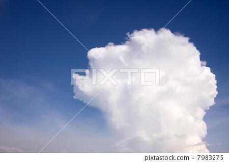 흰 구름 7983275