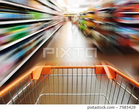 Supermarket 7983429