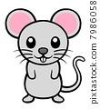 一隻老鼠 7986058