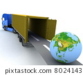 vehicle, earth, container 8024143
