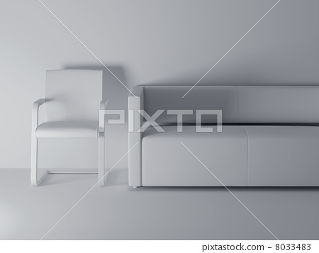 White apartment set one 8033483