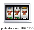 Slot machine 8047366
