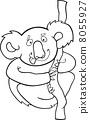 koala, bear, animal 8055927
