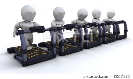 Treadmill 8067150