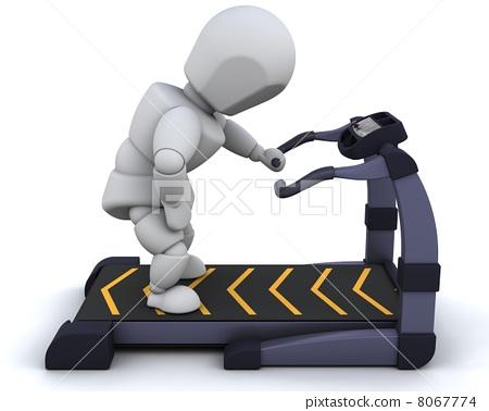 Treadmill 8067774