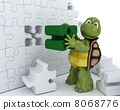 鋸 烏龜 智力測驗 8068776