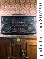 retro ghettoblaster 8074901