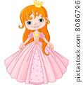 仙子 公主 王妃 8086796