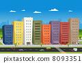 Cityscape 8093351